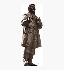 Roger Williams Statue Photographic Print