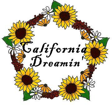 California Dreamin' by AudrieB