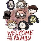 Welcome to the Family by Logan Niblock