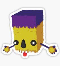 Boxy Piñatamon Sticker