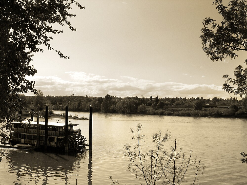 The Riverboat by ahswan