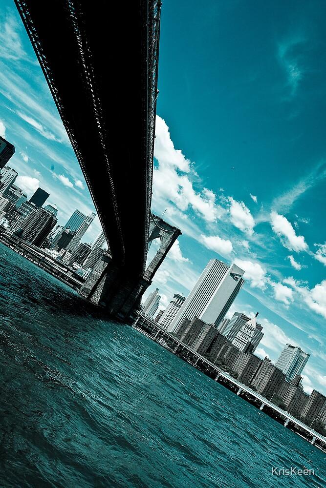 Brookyln Bridge by KrisKeen