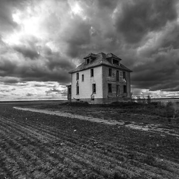 Homestead - BW by TheKav
