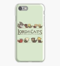 The Furrlowship of the Ring iPhone Case/Skin