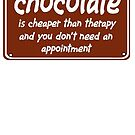 Chocolate Therapy by rossco