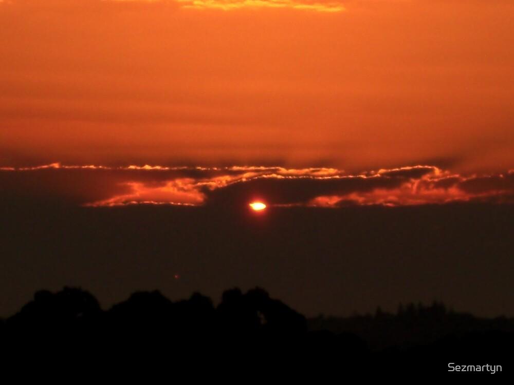 Good morning mars by Sezmartyn