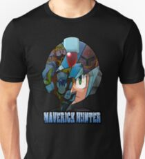 Mega Man - Maverick Hunter X Unisex T-Shirt