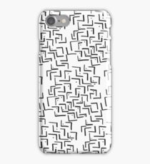 Line Patterns iPhone Case/Skin