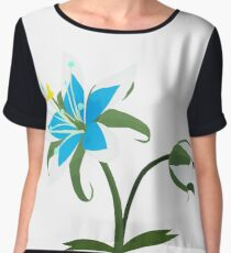 Breath of The Wild - Flower Women's Chiffon Top
