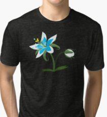 Breath of The Wild - Flower Tri-blend T-Shirt