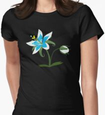 Breath of The Wild - Flower Women's Fitted T-Shirt