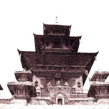 Temples of Nepal by LalitBhusal