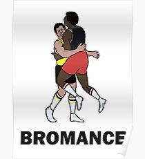 Bromance. Rocky 3 Poster