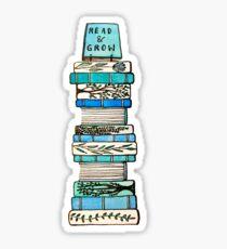 Read & Grow II Sticker