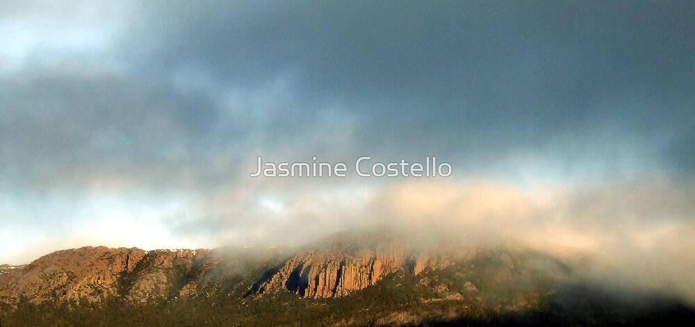 Morning ~ Mount Wellington, Tasmania by Jasmine Costello