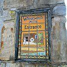 The Wheatsworth Mills Sign, circa 1921 by Jane Neill-Hancock