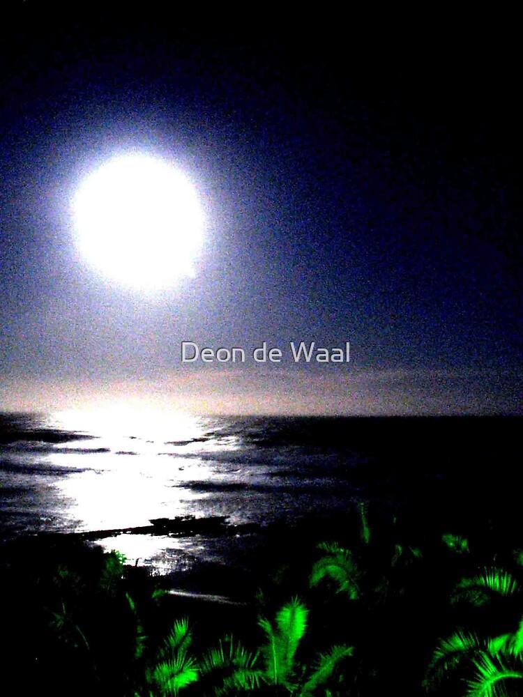 The Moon's a Balloon by Deon de Waal
