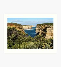 Port Campbell National Park - Cliffs Art Print