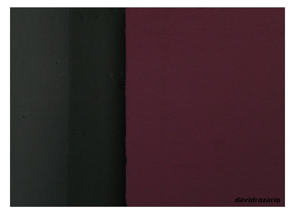 dark soft by David Rozario