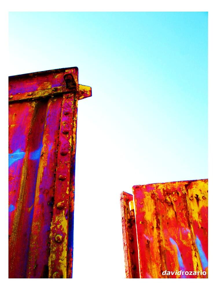 gate by David Rozario