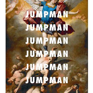 Jumpman by CliqueOne