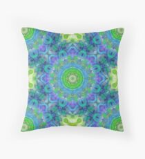 Winter Blues Before Spring #10 Throw Pillow