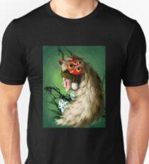 Mononoke Wolf Anime T-Shirt