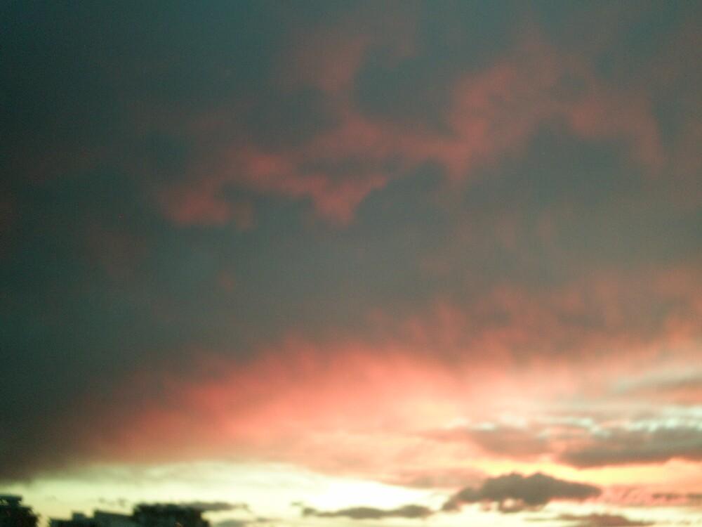 red clouds by oilersfan11