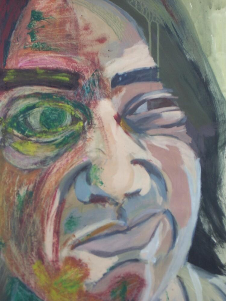 Self Portrait by Nzmillar