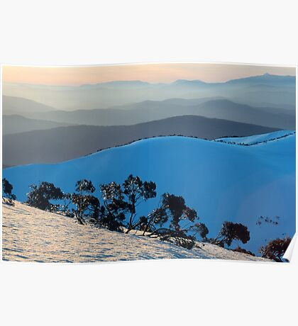 Mount Hotham Poster