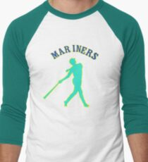 prettiest swing of all time Men's Baseball ¾ T-Shirt