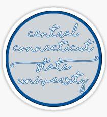 Central Connecticut State University, CCSU Sticker