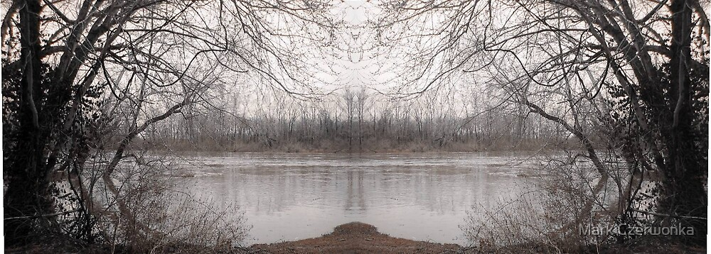 Heart of the River by Mark Czerwonka