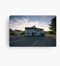 Crown Inn, Coniston Canvas Print