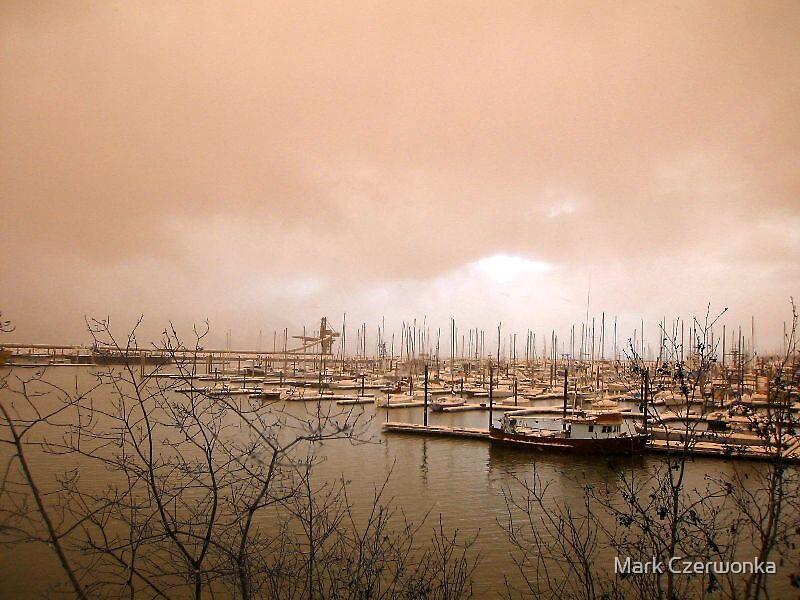 boats by Mark Czerwonka