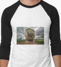 Mons'tor' Men's Baseball ¾ T-Shirt