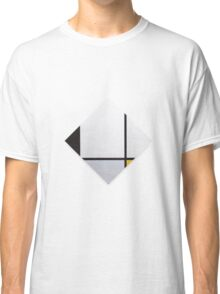 Composition with Blue and Yellow (Composition 1) Piet Mondrian,  Classic T-Shirt