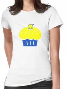 """GSW - KD Kevin Durant Cupcake """"Reverse Troll"""" Shirt 4 Womens Fitted T-Shirt"""