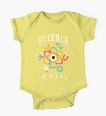 Science Is Real One Piece - Short Sleeve