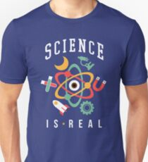 Science Is Real Unisex T-Shirt