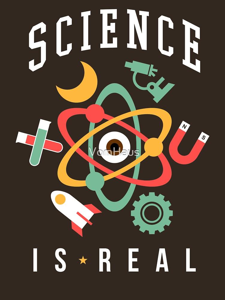 Die Wissenschaft ist echt von VomHaus