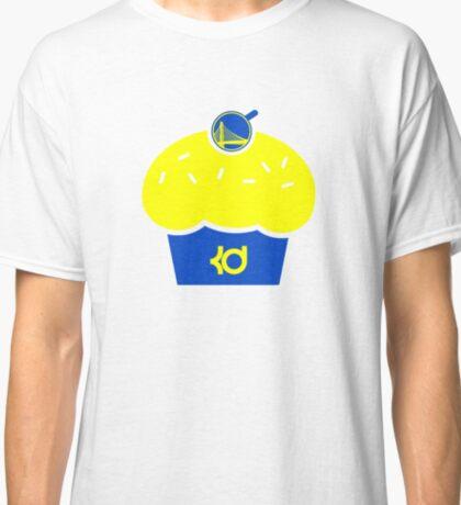 "GSW - KD Kevin Durant Cupcake ""Reverse Troll"" Shirt 2 Classic T-Shirt"