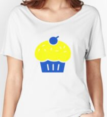 "GSW - KD Kevin Durant Cupcake ""Reverse Troll"" Shirt Women's Relaxed Fit T-Shirt"