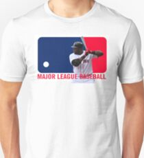 David Ortiz MLB Logo Unisex T-Shirt