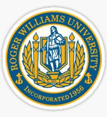 RWU Seal Sticker