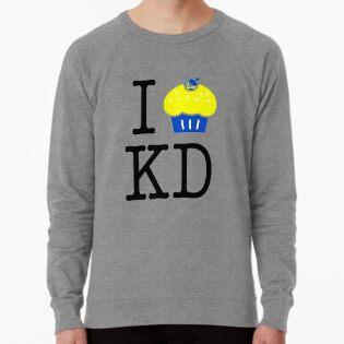 05f94cbc4818 GSW - I Heart KD Kevin Durant Cupcake
