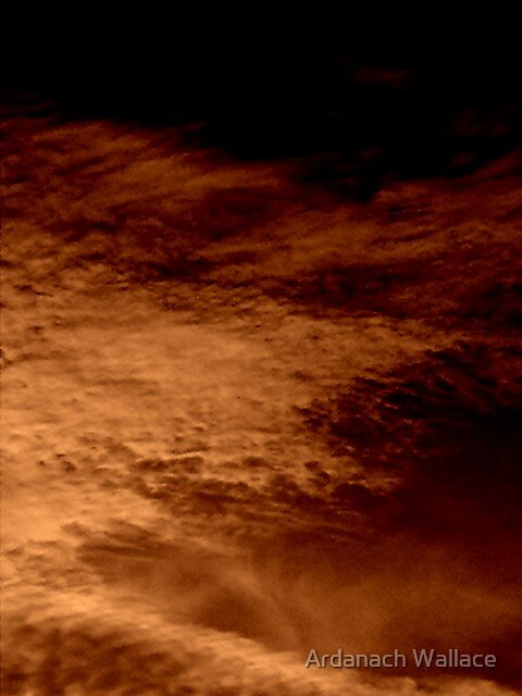 Sepia Sky by Ardanach Wallace