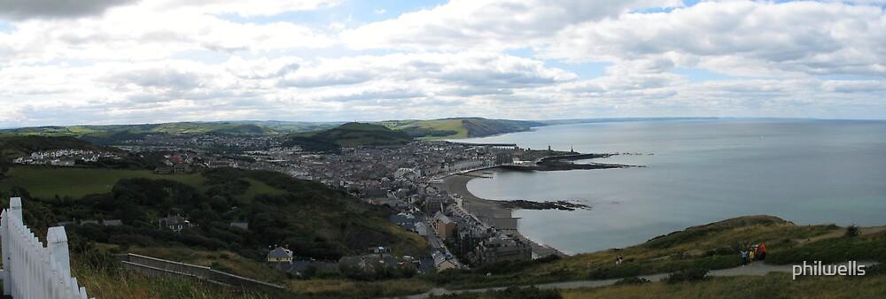 Aberystwyth by philwells