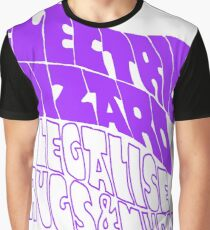 Electric Wizard, Legalise Drugs & Murder  Graphic T-Shirt