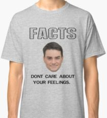 Facts Don't Care About Your Feelings 5 Classic T-Shirt